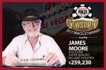 James Moore Ev35 official winner photo