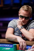 Ernst Schmejkal final 2 in Heads Up championship