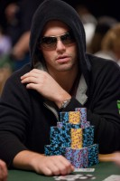 David 'Doc' Sands took a break from online tournaments to join us at the WSOP.