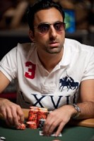 Aadam Daya is our Chip Leader entering the Final Table.