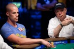 Patrik Antonius makes an appearance at the featured table.
