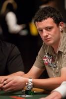 November 9er James Akenhead looks for another nice cash at the WSOP