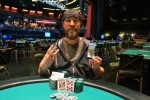 Event #5 winner Steven Snyder