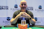 David Larson - Foxwoods Monster Stack Winner