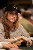 Shannon Elizabeth competing on Day 2 of Event 17.