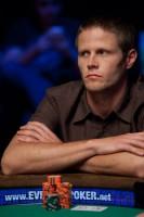 Pekka Ikonen stares down another player.
