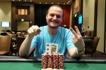 Blake Whittington - Winner of the Horseshoe Baltimore High Roller