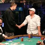 Brent Hanks and Steve Merrifield