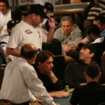 Mike Matusow and Phil Gordon