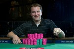 WSOP Event 43 Winner, Ian Gordon.
