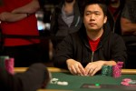 Jason Mo - 2014 WSOP Event2 25K Mixed Max Day2