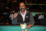 Jasthi Kumar Event #9 Winner