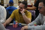 Joe Nalbandyan finishes as Day 1B chip leader