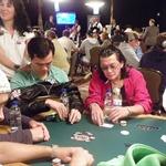 John Juanda and Scotty Nguyen