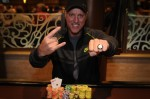 Kevin Manley wins the $350 NLHE Shootout at the WSOPC Horseshoe Southern Indiana!