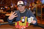 Kevin McColgan Wins 3rd Circuit Ring at Lumiére Place Casino.