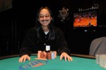 Event 10 Winner Luther Lewis Tunica WSOP Circuit 2010