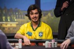 Nicolau Villa Lobos trying to turn satellite seat win into WSOP gold bracelet and a huge payday