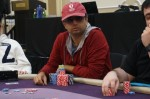 Nipun Java finishes Day 1A of Bike main event as chip leader