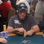 Lee Watkinson, who made the 2007 WSOP Main Event final table, managed to make it to Day 2 of Event #4 ($1,000 No Limit Texas Hold'em).