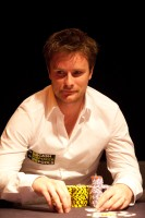 Andrew Pantling led Event 1 after Day 1 and after Day 2 and has yet to relinquish it on Day 3.