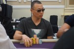 Steve Sung at bounty final table