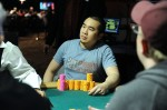 Overnight chip leader Stephen Su closes in on his first WSOP gold bracelet.