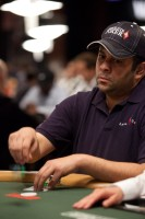 Mark Seif throws his chips into the pot.
