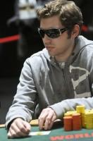 Justin Filtz, Event 3 winner at 2009-2010 WSOPC Horseshoe Hammond