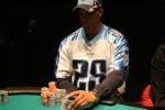 Gerard Thorpe. Final table seat #2. Starting chip stack 467k.
