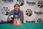 Eric Breuer - Winner of event #10 at Harrah's Chester