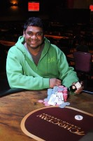 Event 3 Champion, Raja Kattamuri.