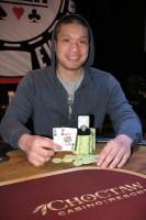 Event 5 Champion, David Tran.