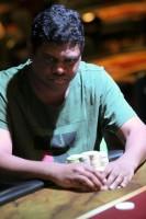 Event 8 Champion, Raja Kattamuri.