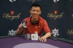 Albert Ng Wins $365 No-Limit Hold'em at the Bike