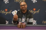 Dave Banerjee Wins $365 NLH