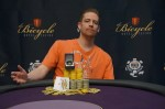 Danny Illingworth wins $580 no-limit hold'em