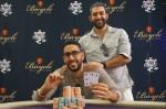 Sohale Khalili Wins $580 NL Hold'em