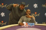 Maxwell Lineberger wins second ring in $365 no-limit hold'em