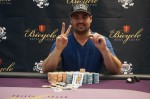 William Wolf wins event #2, a $365 no-limit hold'em for $10,665