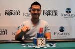 Christopher Leong - Foxwoods Six Max Event Winner