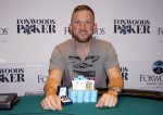 Greg Himmelbrand - Foxwoods Pot-Limit Omaha PLO Winner