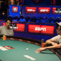 Hugo Lemaire goes heads-up with Joseph Cheong