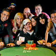 2013 WSOP Gold Bracelet Winner Jarred Graham & friends