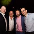 Scott Seiver (coach), Dan Shak (player), Daniel Negreanu (coach) and Antonio Esfandiari (coach)
