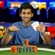 2013 WSOP Event 44 Gold Bracelet Winner Sandeep Pulusani