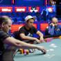Three Handed Action: Andy Bloch, Stephen Su, Barry Greenstein