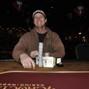 """Michael """"Carwash"""" Schneider, winner of Choctaw Event #7. Picture courtesy of WSOP."""