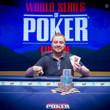 Niall Farrell, WSOPE Event #9 Winner