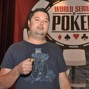 Jacob Naquin, winner of Event #8. Picture courtesy of WSOP.com.